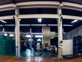 Panorama of Lianchong workshop